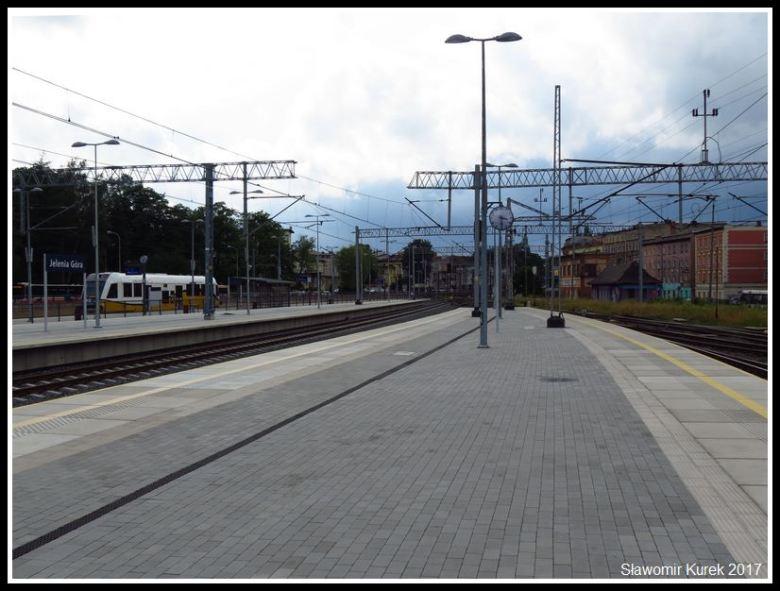 Jelenia Góra - stacja kolejowa 15