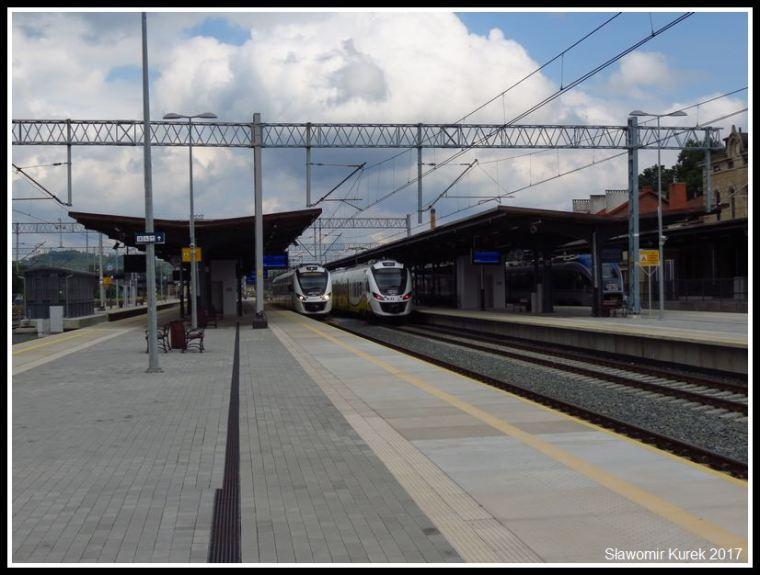 Jelenia Góra - stacja kolejowa 7