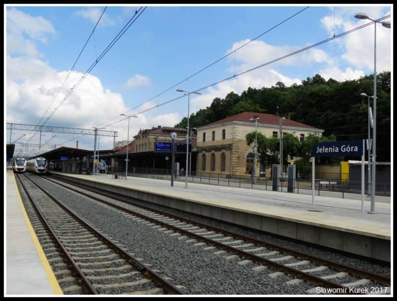 Jelenia Góra - stacja kolejowa 8