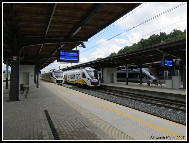 Jelenia Góra - stacja kolejowa 9