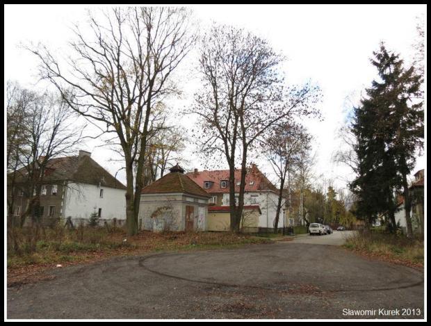 Żagań - byłe koszary radzieckie 25