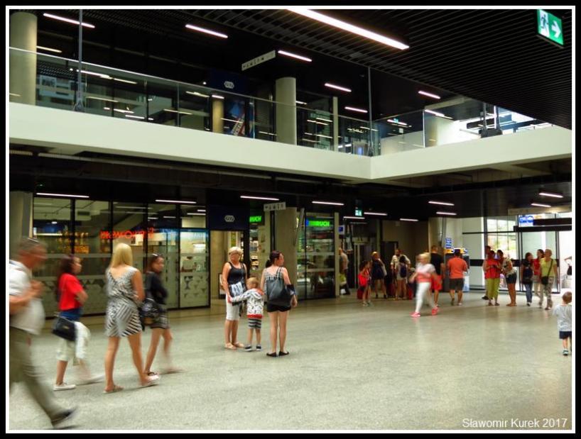 Sopot - dworzec 5