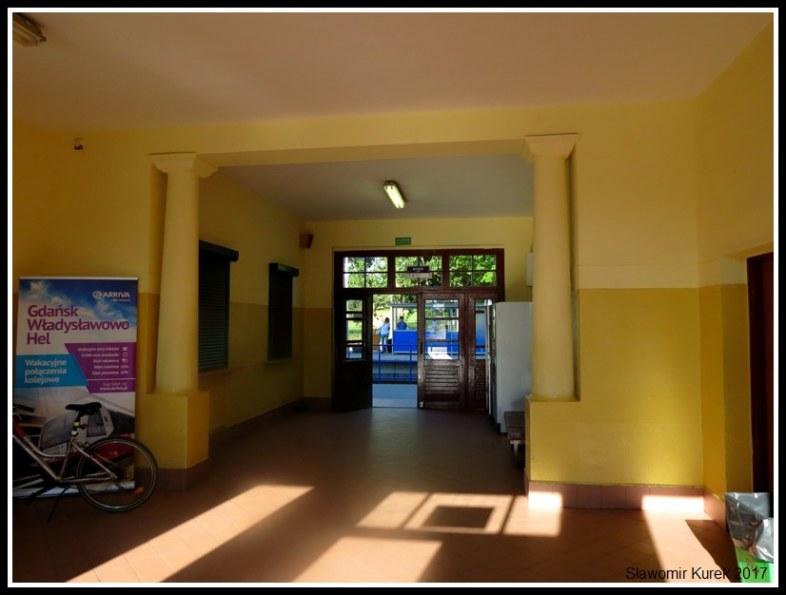 Władysławowo - budynek stacji 5