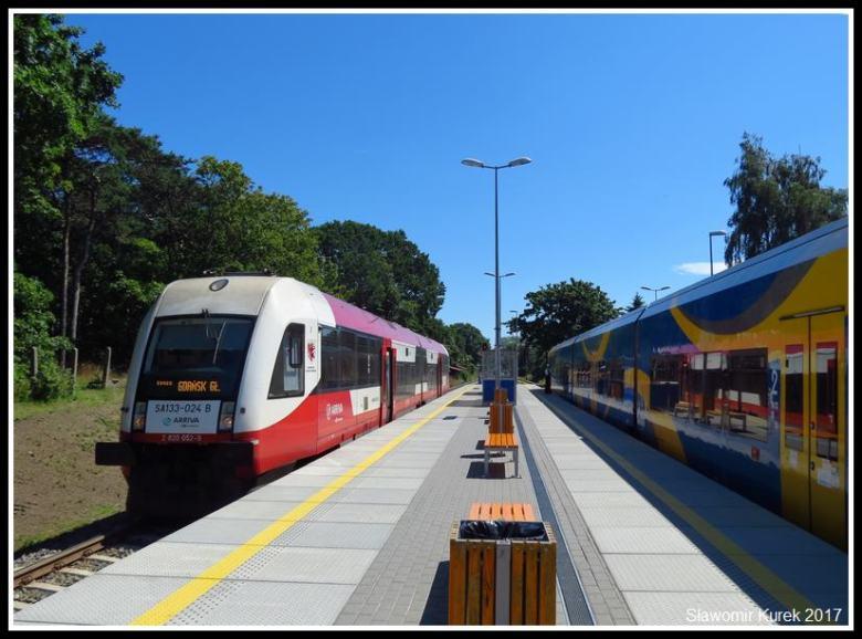 Jastarnia - stacja kolejowa 1