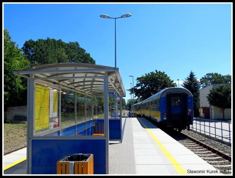 Jastarnia - stacja kolejowa 2