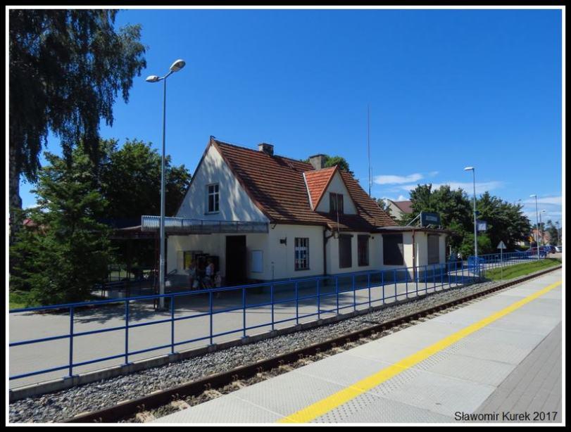 Jastarnia - stacja kolejowa 6