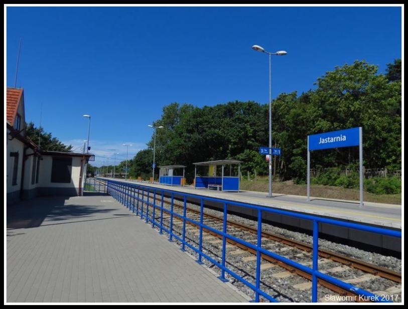 Jastarnia - stacja kolejowa 3