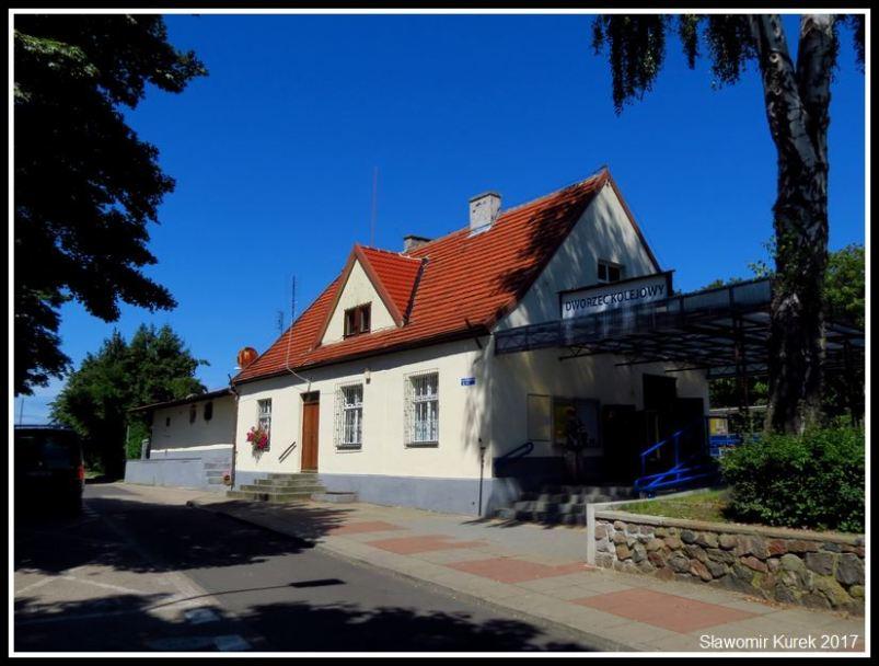 Jastarnia - stacja kolejowa 7