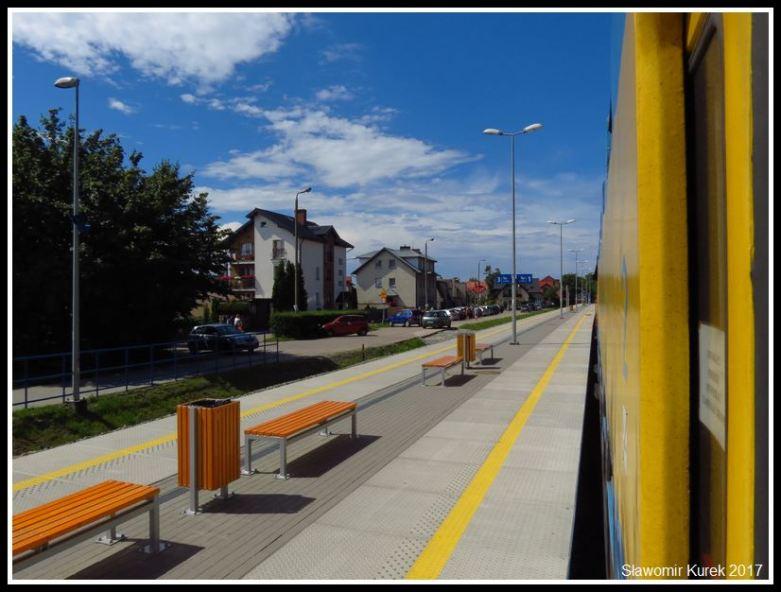 Jastarnia - stacja kolejowa 4