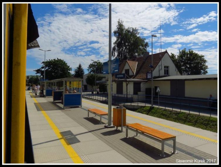 Jastarnia - stacja kolejowa 5