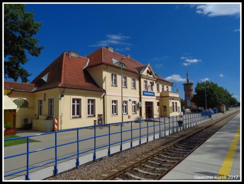 Władysławowo - budynek stacji 7