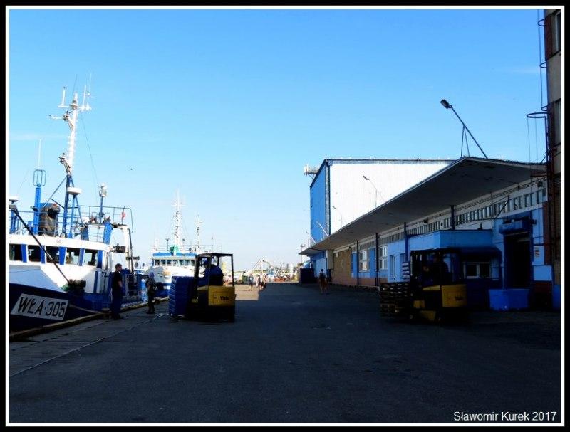 Władysławowo - port 3