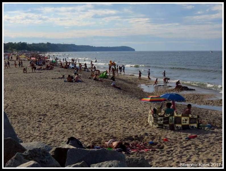 Władysławowo - plaża 1