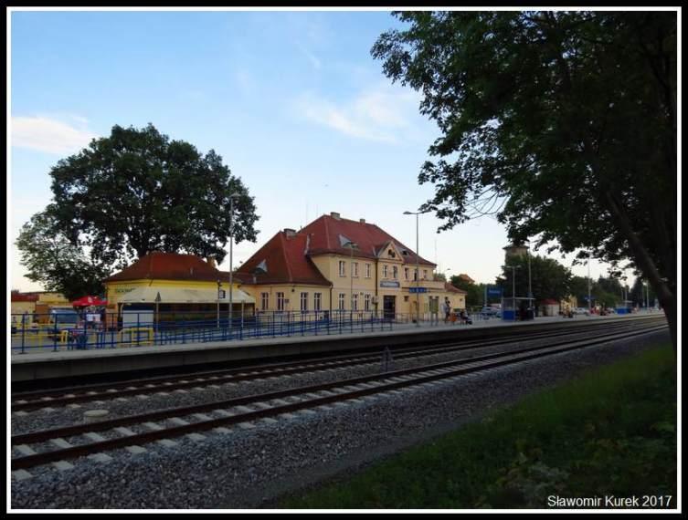 Władysławowo - budynek stacji 9