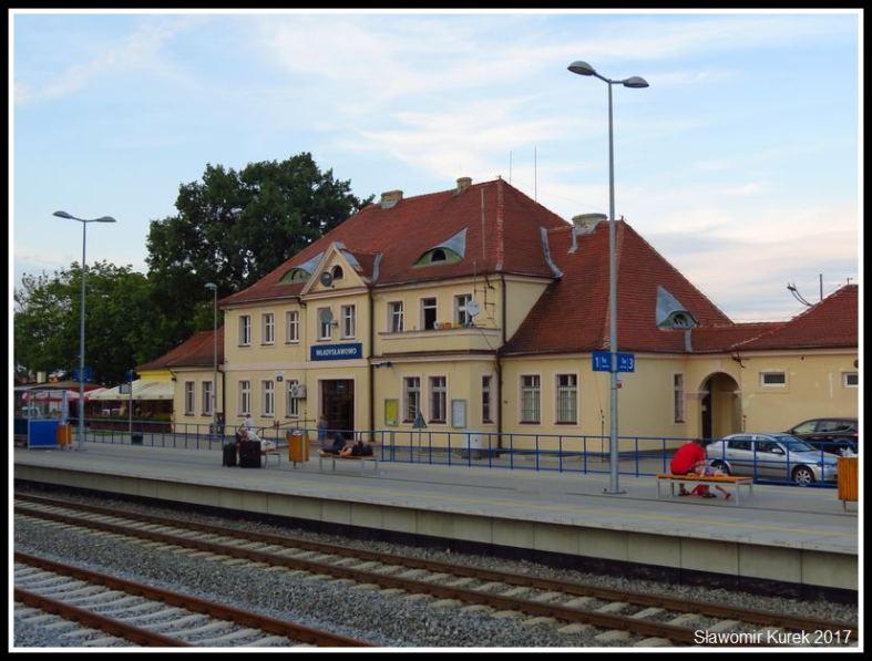 Władysławowo - budynek stacji 8
