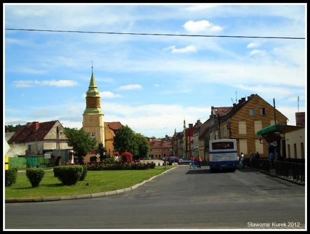 Jasień - PKS