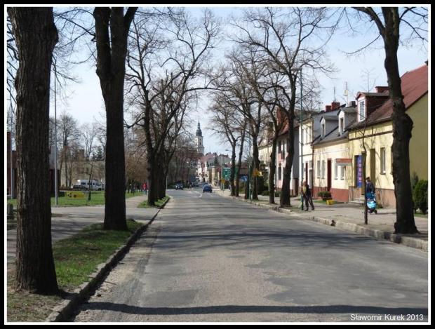 Wolsztyn - Lipowa