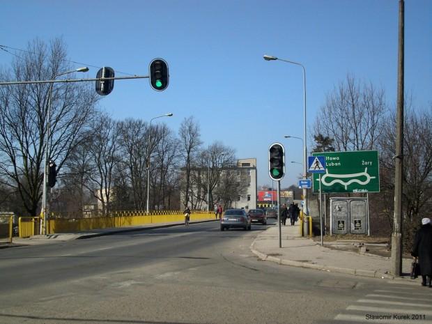 most Żaganny