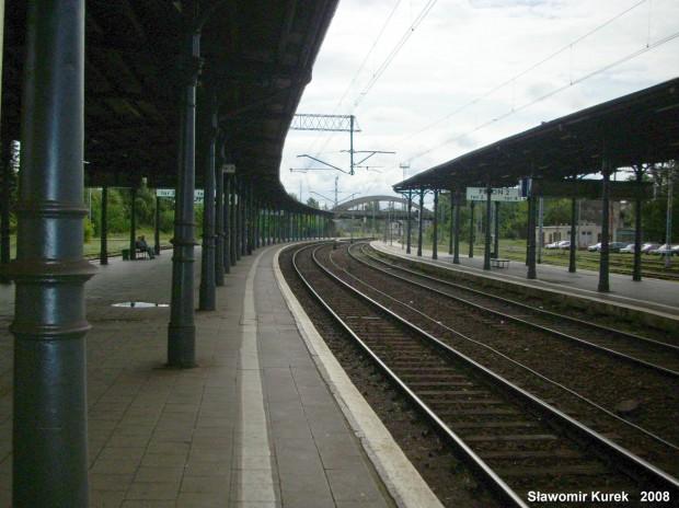 Opole Główne peron