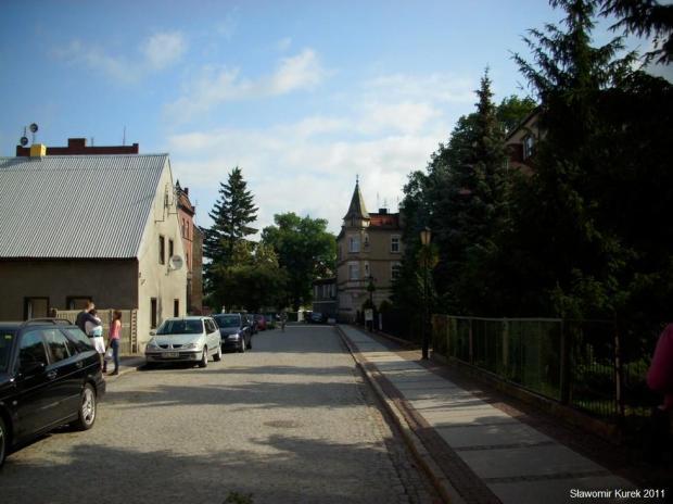 Ul Ratuszowa w Chocianowie 1