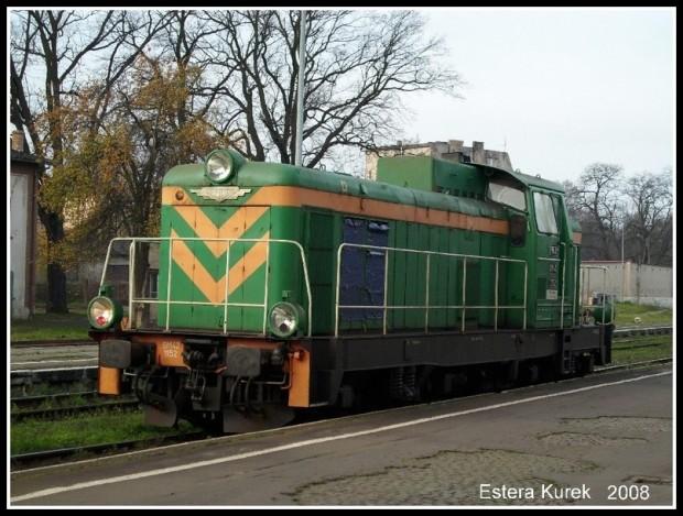 SM42-1142 w Żarach