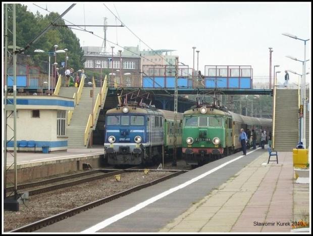 Szczecin - na starcie
