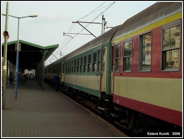 Tarnów - pociąg na szkolenie