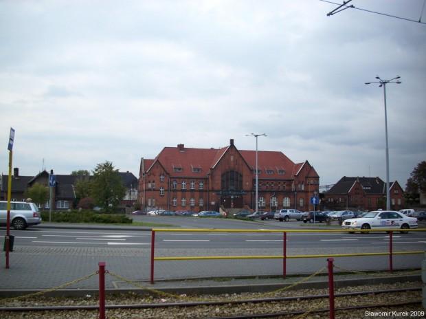 Toruń Wschodni - budynek stacji