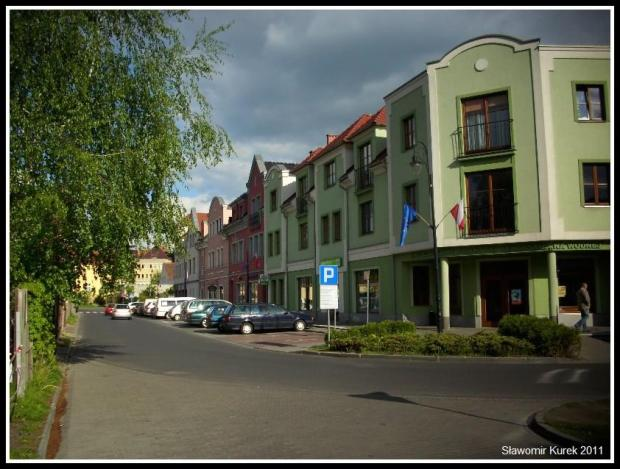 Wolsztyn - centrum 1