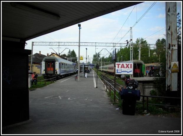 Zakopane - stacja czołowa