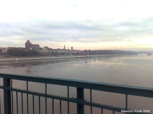 panorama z mostu